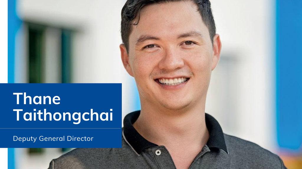 Thane Taithongchai: Deputy General Director of Starprint