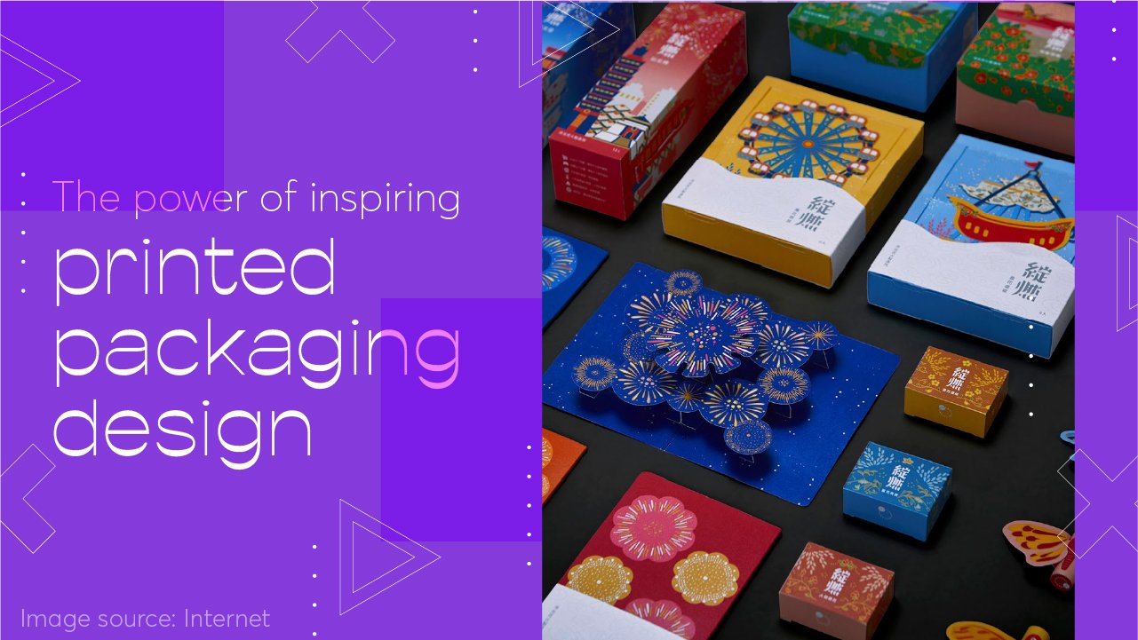 the power of printed packaging