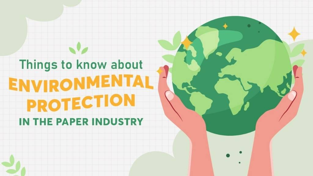 environmental protection in paper industry