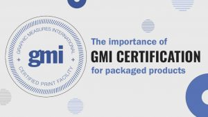 gmi certification for packaged product