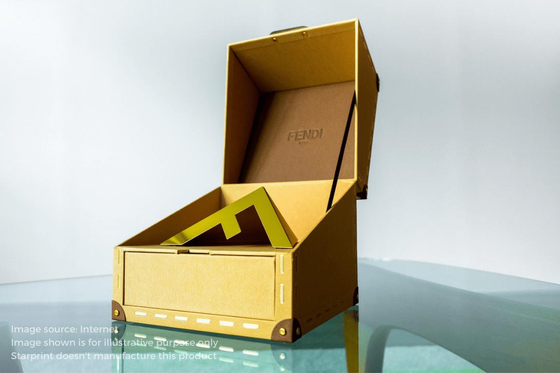 fendi luxury mooncake packaging