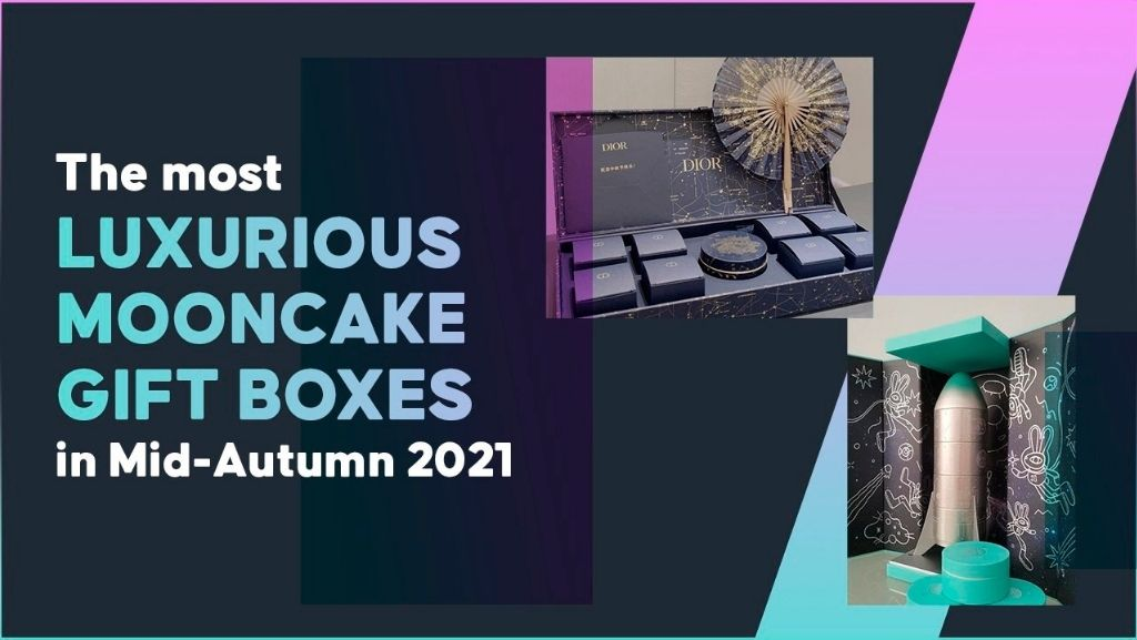 most luxury mooncake gift boxes in 2021