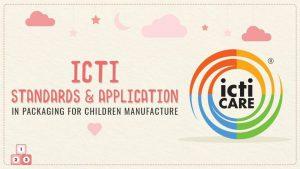 ICTI in packaging for children